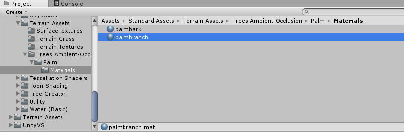 Tree Soft Occlusion shader makes trees invisible in editor - Unity