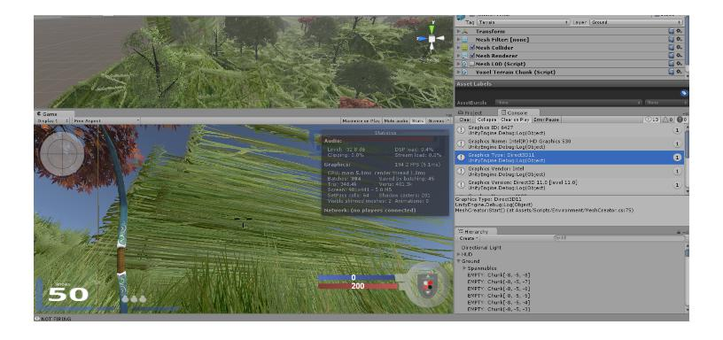 Geometry Shader Glitches on Intel HD Graphics - Unity Answers