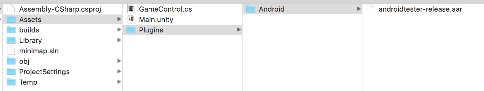 Release Android Library