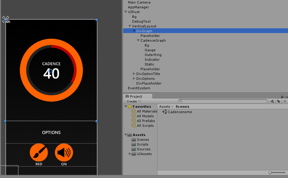 In Unity GUI, what a way to find out the Pixel Coordinate of