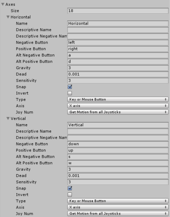 Keyboard Input not working in Unity 5 3 5 - Unity Answers