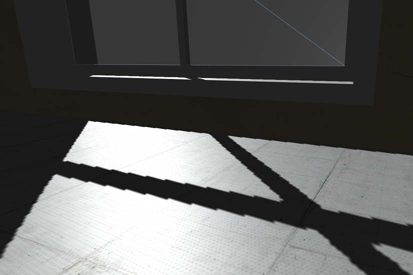 Glass shadow problem - Unity Answers