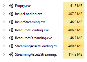 Streaming music from StreamingAssets folder - Unity Answers