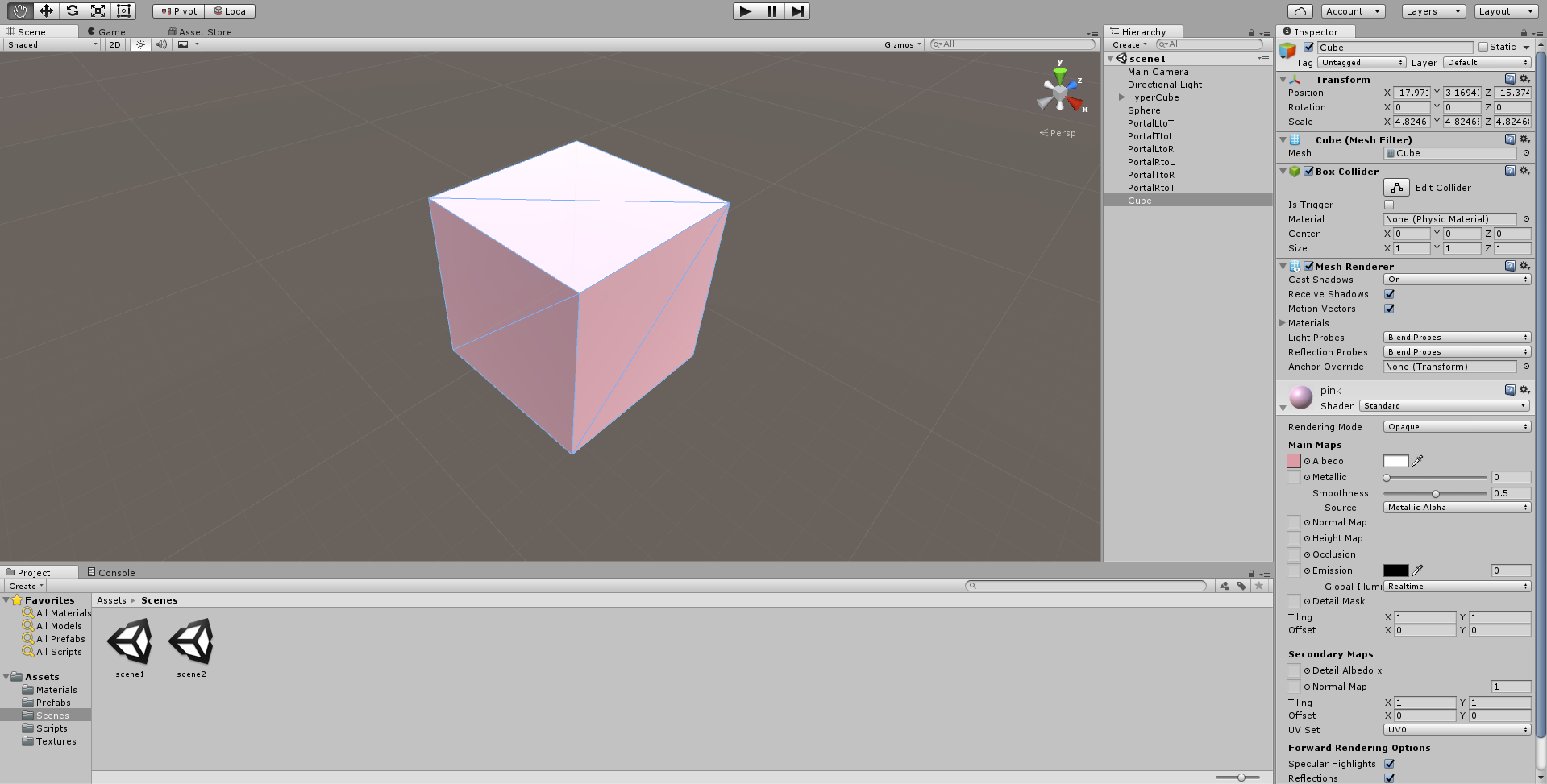 Texture looks different in another scene - Unity Answers