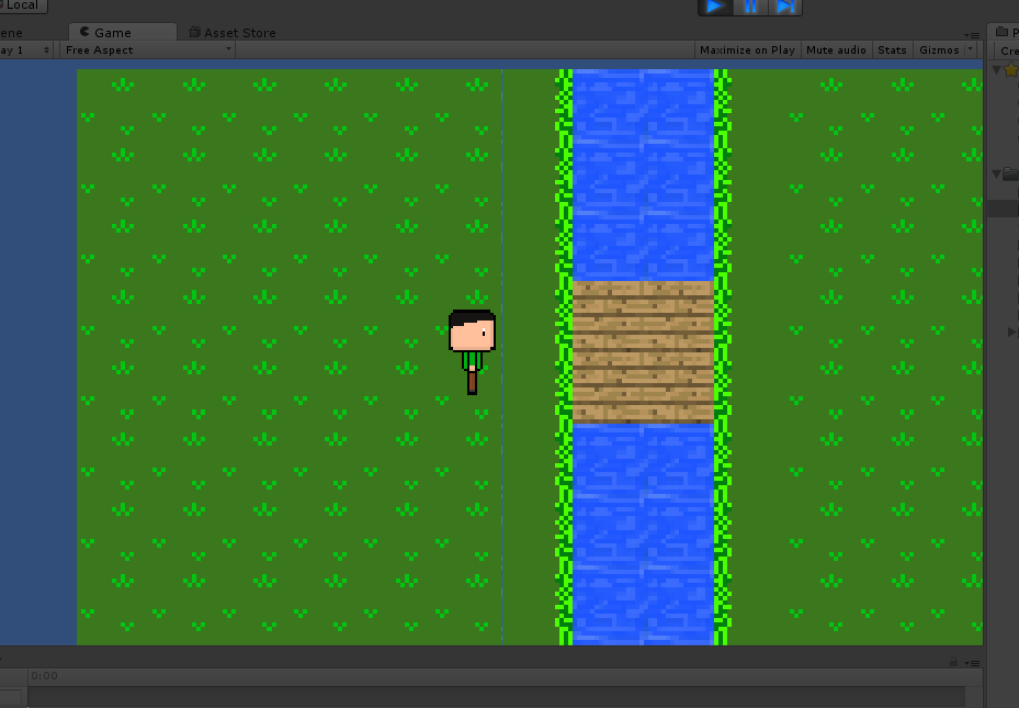 I am getting these blue lines when i am testing my game. I already turned off the anti-aliasing ??