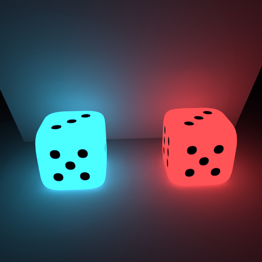Is it possible to make emissive dice in Unity? - Unity Answers
