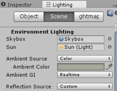 Change skybox tint in code - Unity Answers