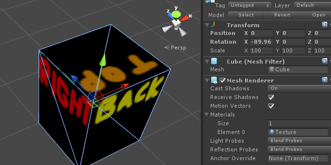 Wrong rotation / position / scale when exporting FBX from Blender