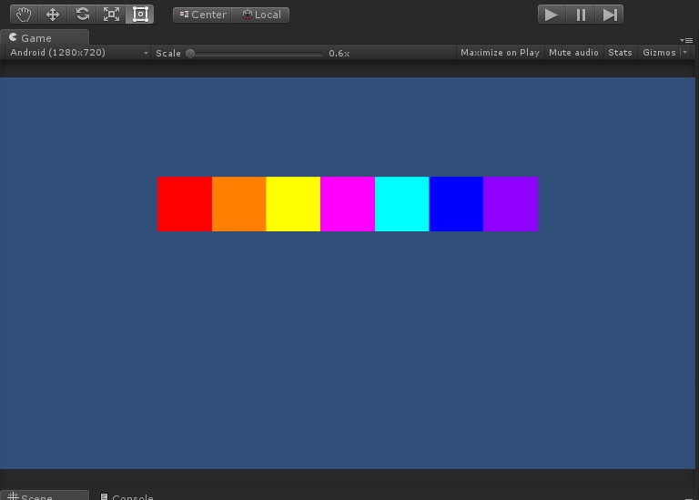 How to display all sprite in all the Resolution with perfect
