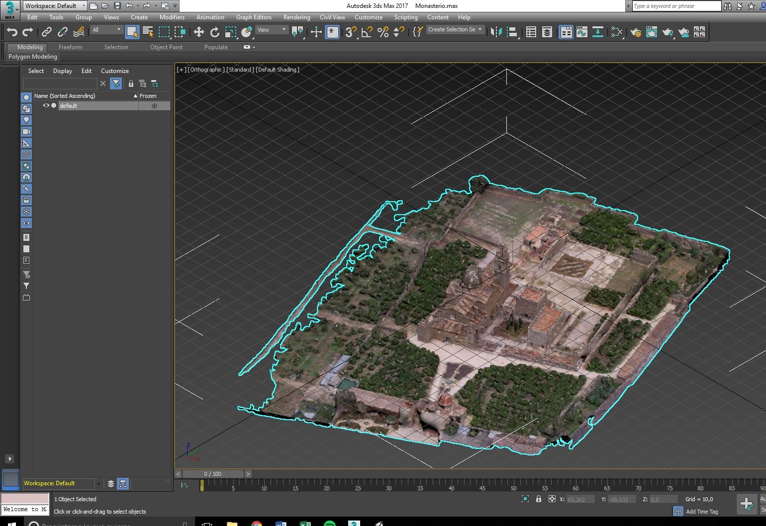 Problem importing 3D model from 3ds Max to Unity - Unity Answers