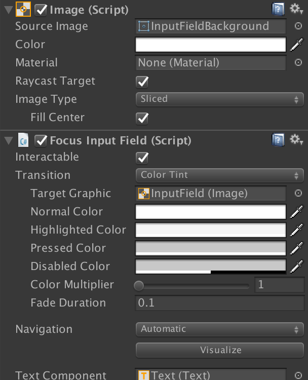 Keep InputField focus / selected when clicking a button / touch