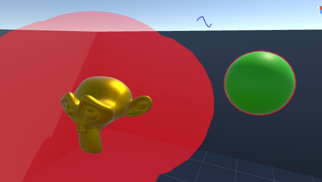 Normal length? Outline shader - Unity Answers