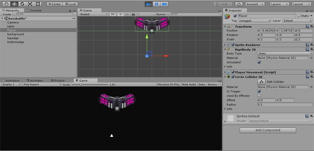 How do I script a sprite to rotate on z-axis at changing