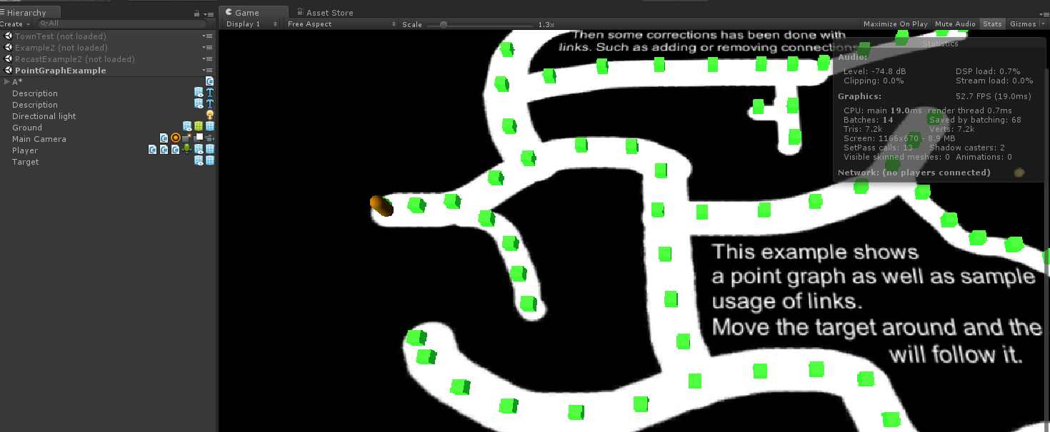 A Pathfinding Project Examples Have Problem With Bots Unity Answers