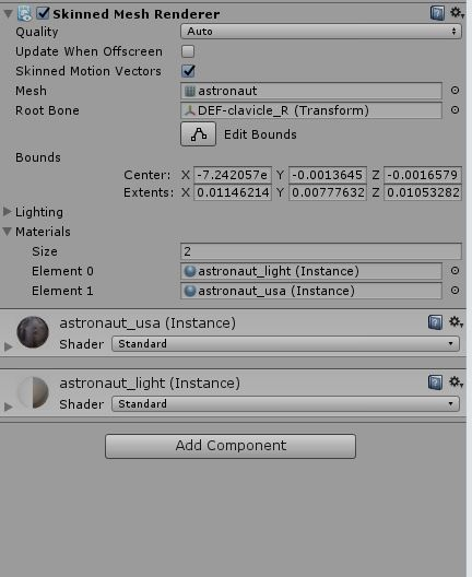 Change material in runtime - Unity Answers