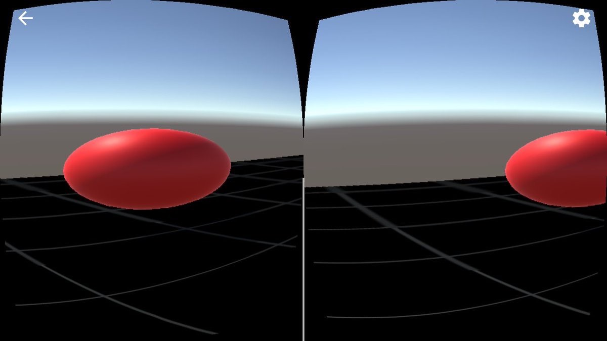 Unity5 6 1 Ios Vr Cardboard Stereo Cameras Wrong Issue On Google