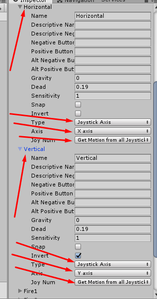 The joystick isnt working in Unity remote 5 - Unity Answers