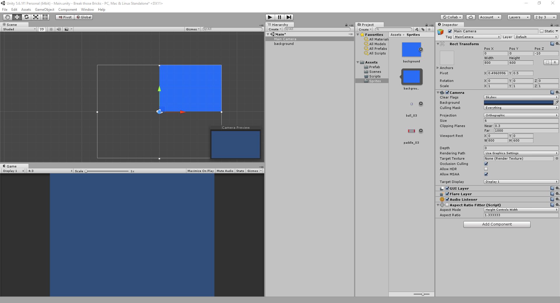 Camera Doesnt React To Pivot Point Setting Unity Answers